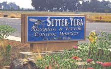 District signage